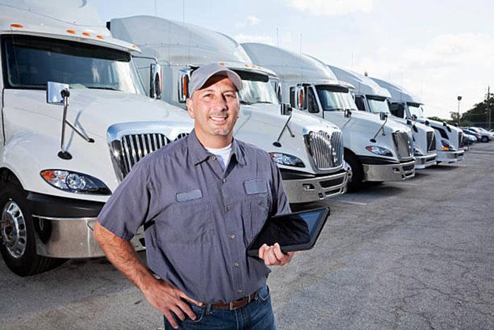 компания по перевозки грузов