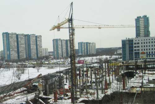 фото строительства комерческой недвижимости