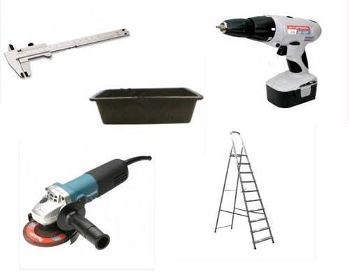 строительные инструменты фото