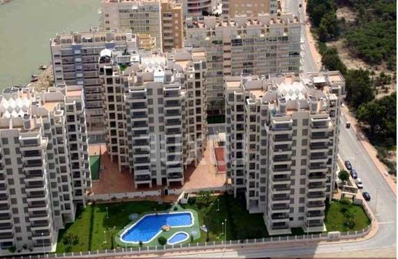 фото домов в Испании