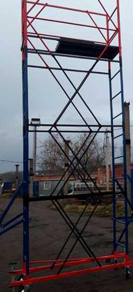 строительная вышка тура