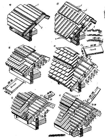 деревянные элементы
