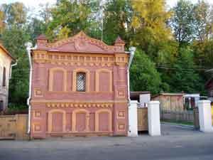 устройство стен домов